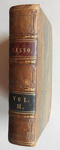 La Gerusalemme liberata. Vol. II.: Tasso, Torquato: