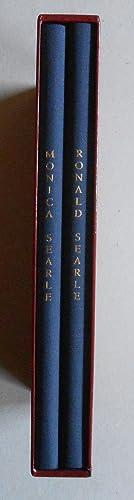 Searle & Searle. Zwei Bände. (Erster Band): Searle, Ronald und