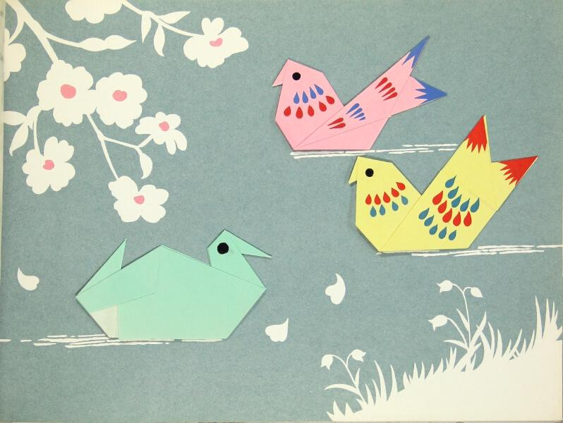 happy origami the japanese art of paper folding cover title by