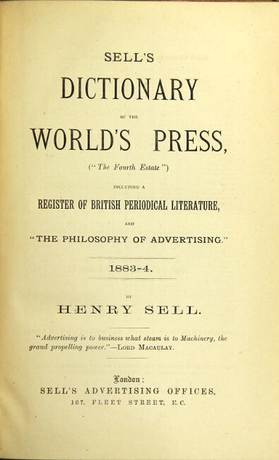 world literature dictionary