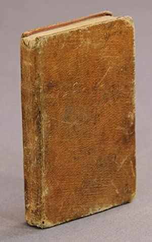The gentlemen and ladies' pocket dictionary, to which is prefixed tables showing the day of ...