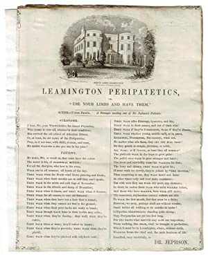 Leamington peripatetics, or,
