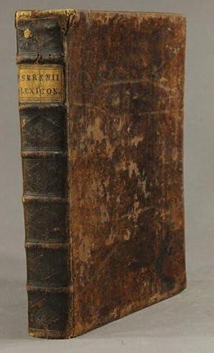 Dictionarium anglo-svethico-latinum in quo, præter cetera, voces anglicanæ quotquot ...