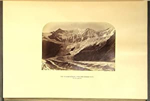 The Oberland and its glaciers: explored and illustrated with ice-axe and camera . With twenty-eight...