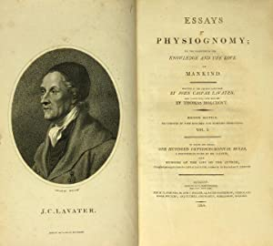 essays on physiognomy Essays on physiognomy: designed to promote the knowledge and the love of mankind johann caspar lavater full view - 1850.