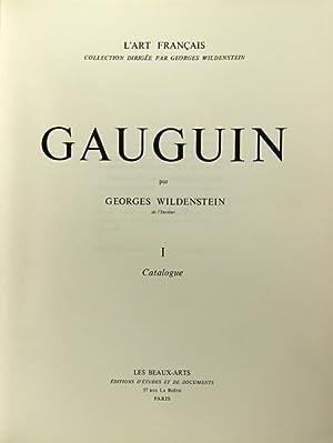 Gauguin I: catalogue: Wildenstein, Georges