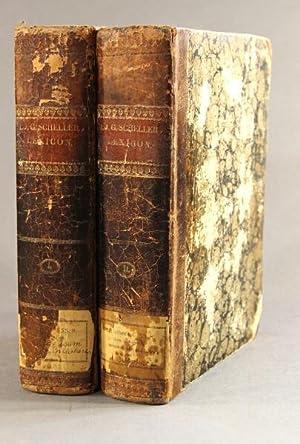 I.J.G. Schelleri lexico-belgicum auctorum classicorum, curante Davide Ruhnkenio: SCHELLER, IMMANUEL...