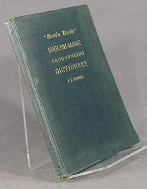English-Manx pronouncing dictionary: Kneen, J. J.