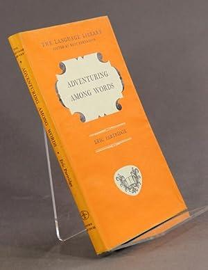 Adventuring among words: Partridge, Eric