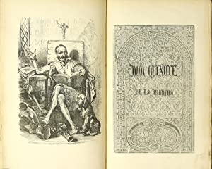Don Quixote de la Menachem. Translated from the original Spanish of . by Charles Jarvis, carefully ...