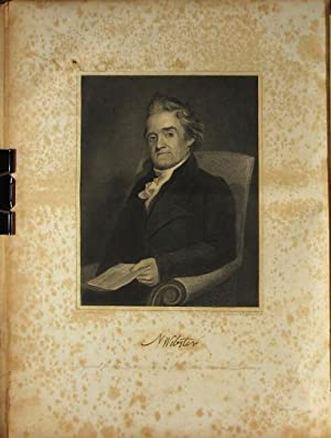 An American dictionary of the English language; containing the whole vocabulary of the first ...