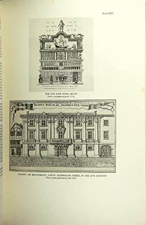 A tour thro' London about the year 1725 being Letter V and parts of Letter VI of 'A tour ...