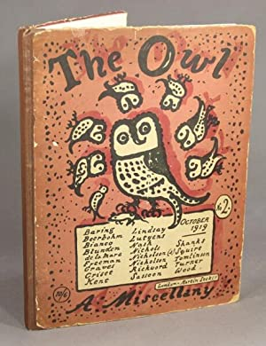 The Owl. No. 2. A miscellany: Graves, Robert