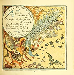 The baby's own Aesop: being the fables condensed in rhyme with portable morals pictorially ...