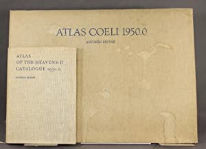 Atlas of the heavens. Atlas coeli 1950.0. [Together with:] Atlas of the heavens - II: Becvar, ...