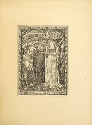 Eight illustrations to Shakespeare's Tempest: designed by Walter Crane. Engraved & printed by Dun...