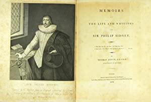 Memoirs of the life and writings of Sir Philip Sidney: Zouch, Thomas.