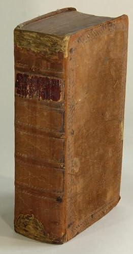 The royal English dictionary: or, a treasury: FENNING, D[ANIEL].