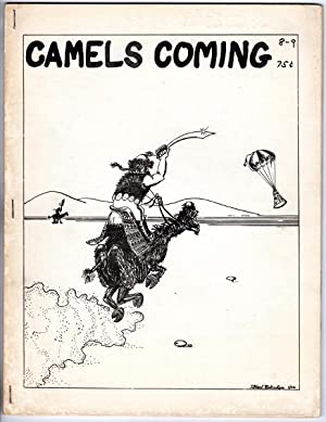 Camels coming 8-9: Morris, Richard, ed.