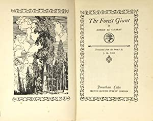 The forest giant. Translated from the French: Le Corbeau, Adrien