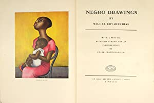 Negro drawings.with a preface by Ralph Barton and an introduction by Frank Crowninshield