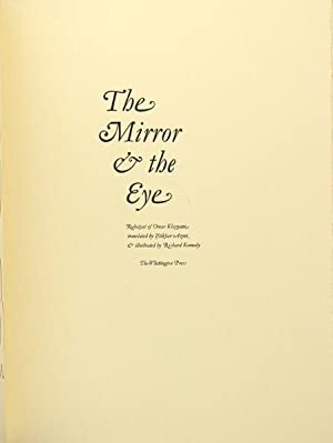 The mirror & the eye. Rubaiyat of: Azmi, Iftikhar, translator