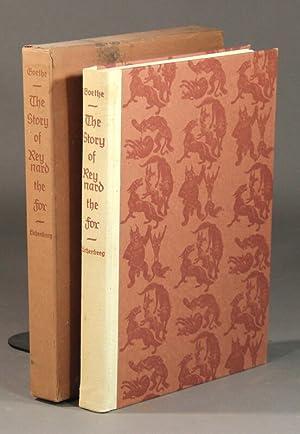 The story of Reynard the fox: Goethe, J. W.