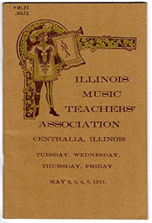 A collection of approximately 375 programs for concerts outside Minneapolis-St. Paul: Oberhoffer, ...