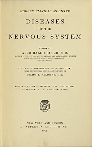 Diseases of the nervous system: Church, Archibald