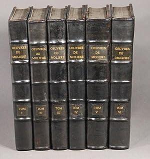 Oeuvres . Nouvelle edition: Molière, Jean Baptiste