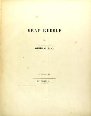 Graf Rudolph: GRIMM, WILHELM