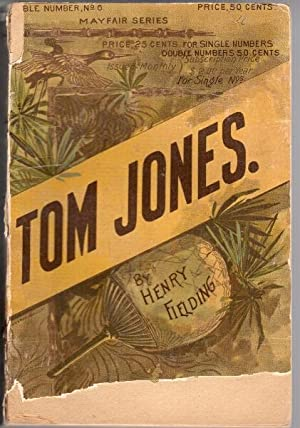 The history of Tom Jones a foundling: Fielding, Henry