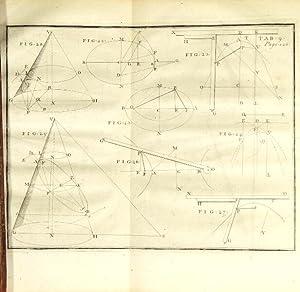 De sectionibus conicis. Tractatus geometricus. In quo, ex natura ipsius coni, selectum affectioens ...