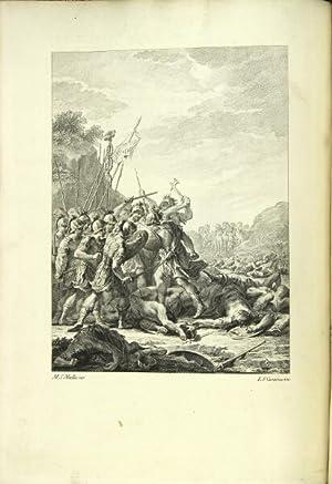Opera.] La Conjuracion de Catalina y la guerra de Jugurta por Cayo Salustio Crispo: Sallustius ...