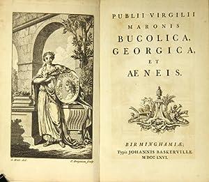 Publii Virgilii Maronis. Bucolica, Georgica, et Aeneis: Vergilius Maro, Publius