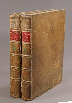 A general dictionary of the English language. One main object of which, is, to establish a plain ...