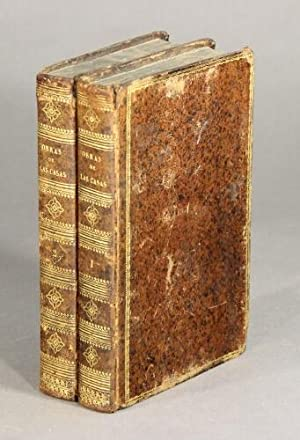 Coleccion de las obras del venerable obispo: Casas, Bartolomé de