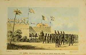 Africa and the American flag: Foote, Andrew H.