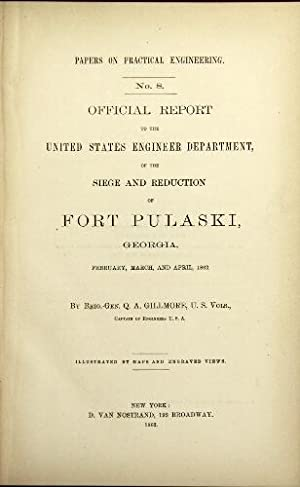 Papers on practical engineering. No 8. Official report to the United States Engineer Department, on...