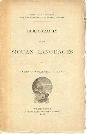 Bibliography of the Siouan languages