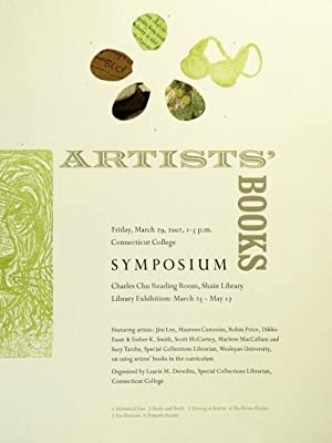 Artists' Books Symposium