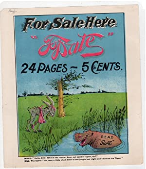 For sale here