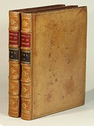 The life of Samuel Johnson. LL.D. comprehending an account of his studies and numerous works in c...