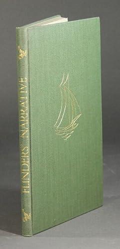 Matthew Flinders' narrative of his voyage in: Flinders, Matthew