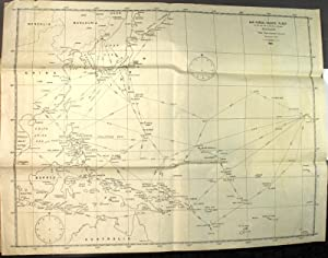 [Map of the Pacific Theatre] = Air Force, Pacific fleet. Do not use for navigational purposes. Re...