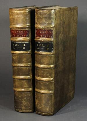 A dictionary of the English language. In which the words are deduced from their originals, and il...
