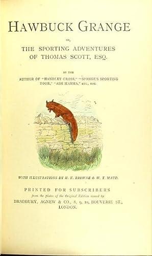 Sporting novels.]: SURTEES, ROBERT SMITH