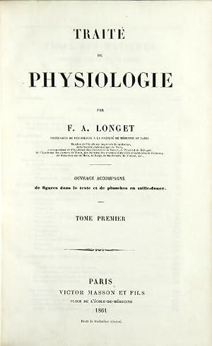 Traité de physiologie: Longet, François-Achille