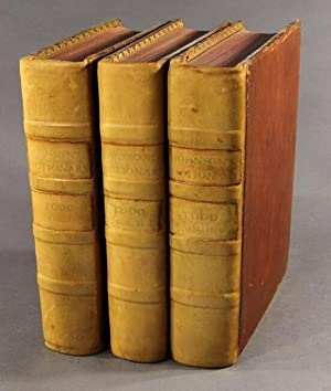dictionary of the english language samuel johnson pdf