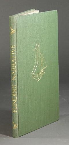 Matthew Flinders' narrative of his voyage in: Flinders, Matthew.]